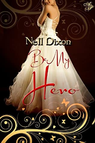 book cover of Be My Hero
