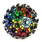 Ysss Football Rubik Cube 32-Face Nueva versión del Tipo Especial de fútbol