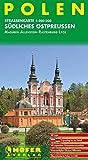 Höfer Straßenkarten, Polen, Südliches Ostpreußen