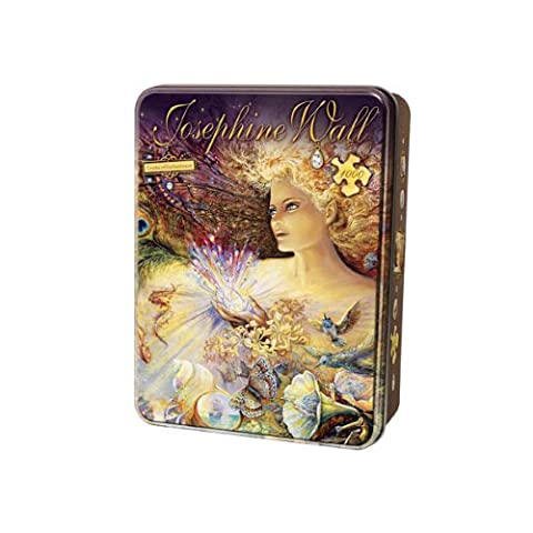 MasterPieces Puzzle Company Josephine Wall Puzzle in Collector Tin Crystal