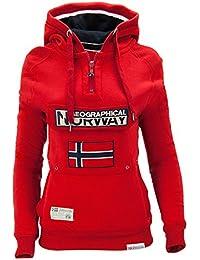 Geographical Norway - Sudadera - Básico - Manga Larga - para hombre