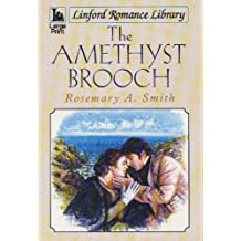 The Amethyst Brooch (Linford Romance Library)