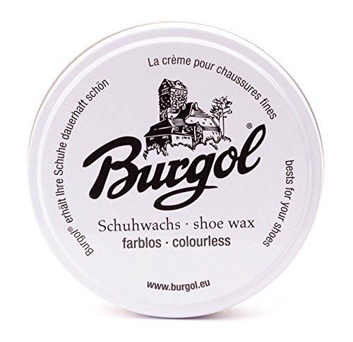 Burgol Burgol Palmenwachs Schuhcreme 100ml, FARBLOS