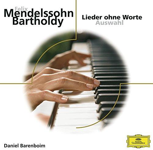 Mendelssohn: Lieder ohne Worte...
