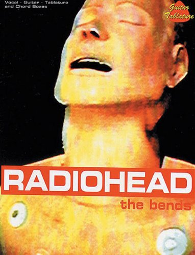 bends-the-gtab-guitare-tab-radiohead-alfred-publishing