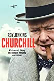 Front cover for the book Churchill: A Biography by Roy Jenkins