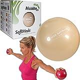 MSD softmed 0,5kg balón medicinal 12cm suave inflable bola pesas Rehabilitación