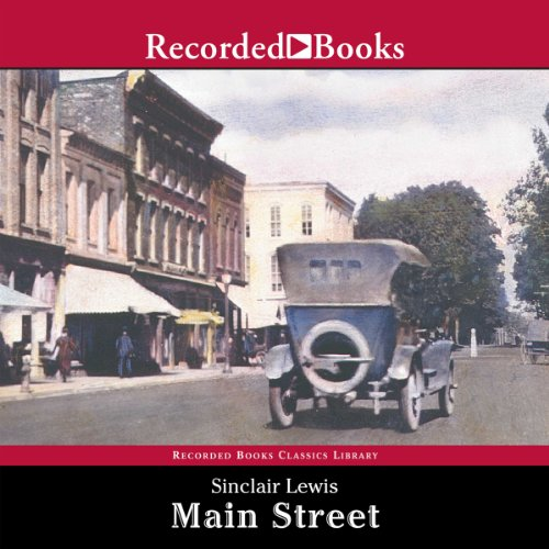 Main Street  Audiolibri