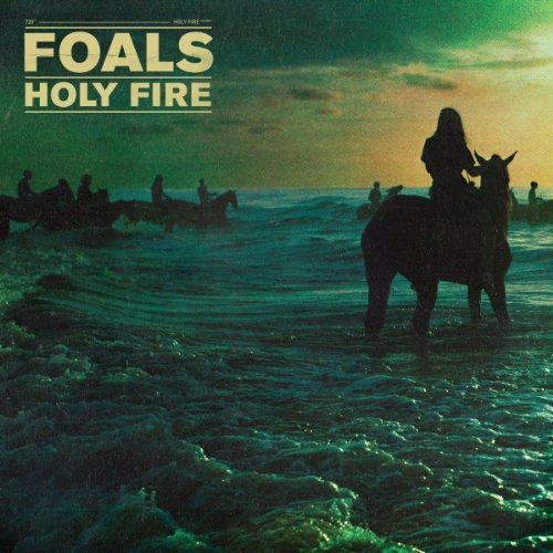 Holy Fire (Deluxe Edition) [Explicit]