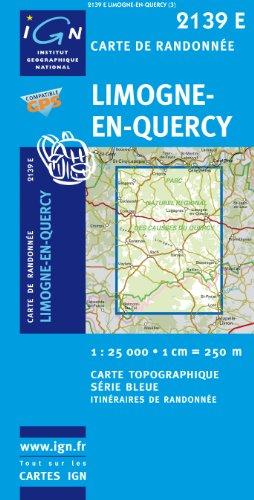 Limogne-en-Quercy: IGN2139E