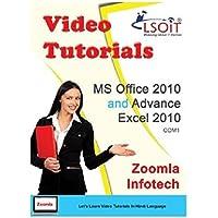 LSOIT MS Office + Advance Office Video Tutorials (DVD)