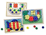 Sort and Snap Color Pairing Activity Boa...