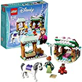 LEGO - 41147 - Disney Princess - Jeu de Construction - L'aventure Enneigée d'Anna