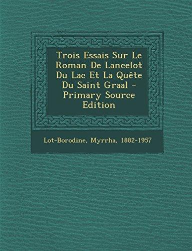 La Quete Du Saint Graal [Pdf/ePub] eBook