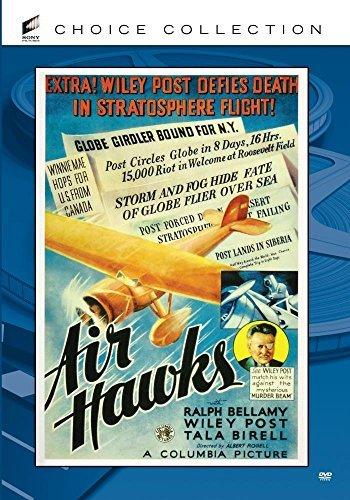 Preisvergleich Produktbild Air Hawks by Wiley Post