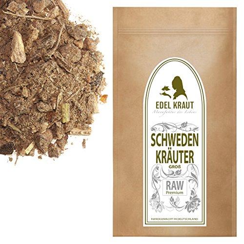 EDEL KRAUT | SCHWEDENBITTER ANSATZ GROß Premium Schwedenkräuter – Maria Treben 250g