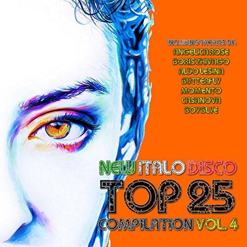 New Italo Disco Top 25 Compilation, Vol. 4 (4 Tops)