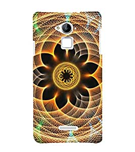 Fuson Premium Back Case Cover Ethic pattern With Multi Background Degined For Coolpad Note 3