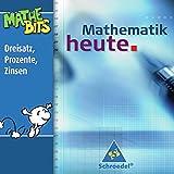 Mathematik heute Lernsoftware: Dreisatz, Prozente, Zinsen 7. / 8. Schuljahr