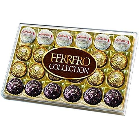 Ferrero Collection - Surtido de Especialidades (Rocher, Rondnoir, Raffaello), 274.8 g