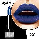 Rouge à lèvres, Malloom Halo Hydratant Magique Rouge à lèvres Imperméable Gloss aux lèvres Produits de beauté