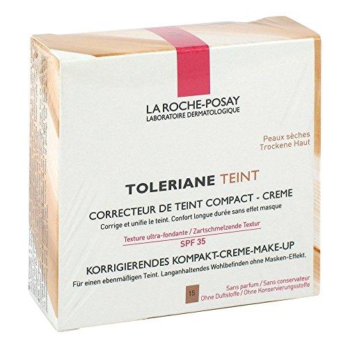 La Roche-Posay Toleriane Teint Korrigierendes Kompakt-Creme-Make-Up 15, 9 g