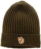 Fjällräven Mütze Wool No. 1, grün (Dark Olive), Einheitsgröße, 77293
