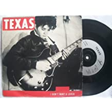 I Don't Want A Lover [VINYL] (UK Import) [Vinyl LP]