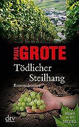 Tödlicher Steilhang: Kriminalroman
