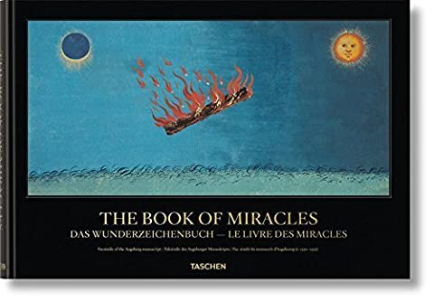 Livre Miracles Taschen - The Book of Miracles by Till-Holger Borchert