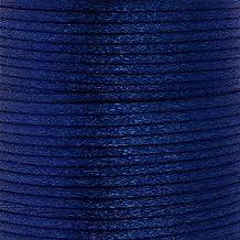 Cordón Cola De Rata azul–2mm–25metros