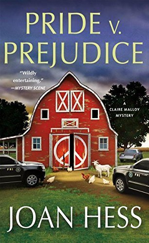 Pride v. Prejudice: A Claire Malloy Mystery (Claire Malloy Mysteries) by Joan Hess (2016-03-01)