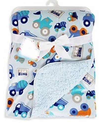 baby-sherpa-mink-printed-pram-buggy-blanket-wrap-thick-construction