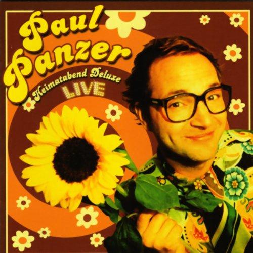 Buchseite und Rezensionen zu 'Heimatabend Deluxe. Live' von Paul Panzer