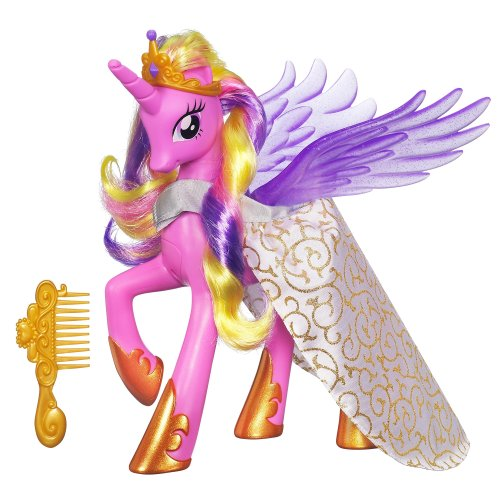 My Little Pony Friendship is Magic Pony Wedding Figure - Princess (Flügel Prinzessin Celestia)