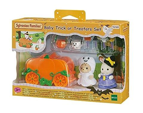 Sylvanian Families - Baby-Trick-or-Treat-Set (Familie Halloween-kostüme Mit Baby)
