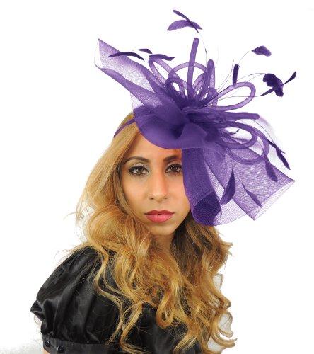 Hats By Cressida - Sweat à capuche spécial grossesse - Femme Violet - Violet