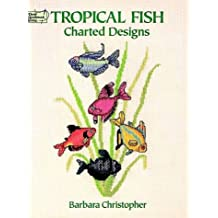 Tropical Fish Charted Designs