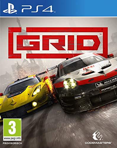 GRID [Playstation 4] [PEGI-AT] -