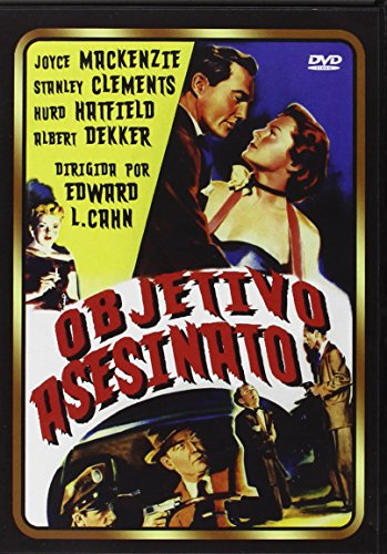 Objetivo Asesinato [Destination Murder] Edward L. Cahn.(Audio in Englisch und Spanisch) (Audio-destination)