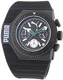 Puma Herren-Armbanduhr Analog Quarz Kunststoff Armband 289100086PU101752003
