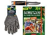 Nature Zoom Die Spiegelburg 3-teiliges Schnitz-Set 10949 13936 62459...