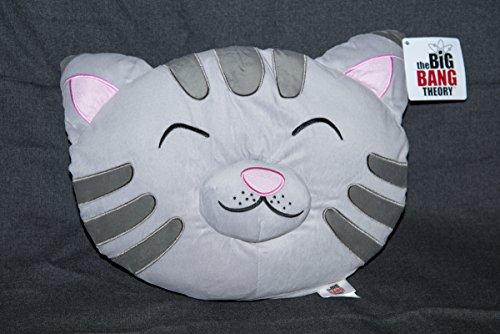 Soft Kitty, Plüsch-Katzen-Kissen, NEU & OVP
