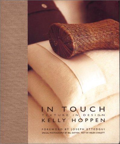 In Touch: Texture in Design(ppr/Bd por Kelly Hoppen