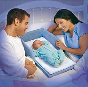 snuggle nest babybett baby. Black Bedroom Furniture Sets. Home Design Ideas