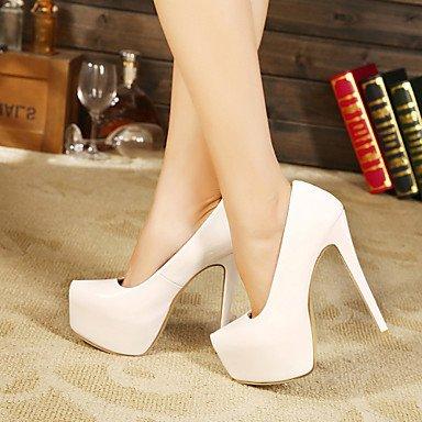 Zormey Damenschuhe Sexy Runder Stiletto Heel Pumps Party Schuhe Weitere Farben US5.5 / EU36 / UK3.5 / CN35