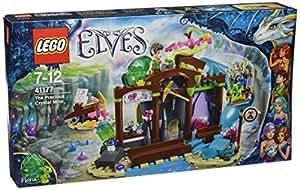 LEGO Elves 41177 - Set Costruzioni, La Miniera dei Cristalli Preziosi