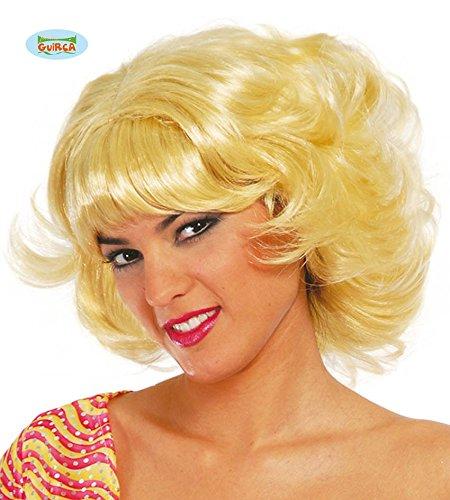 Halloween Jahrzehnt Kostüme (Fiestas Guirca GUI4281 - Blonde Martina - Perücke (Box)