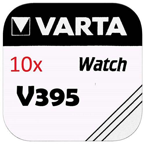 VARTA KNOPFZELLEN 395 SR927SW (10 Stück, V395)