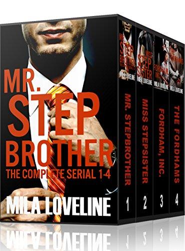 Mr. Stepbrother Series Box Set (Mr. Stepbrother Serial Book 0)